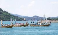 水軍レース大会(7月)